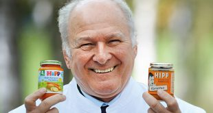 HiPP europejskim liderem na rynku żywności dla dzieci – historia przedsiębiorczej rodziny